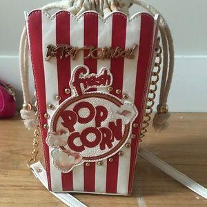 Betsey Johnson Popcorn Purse